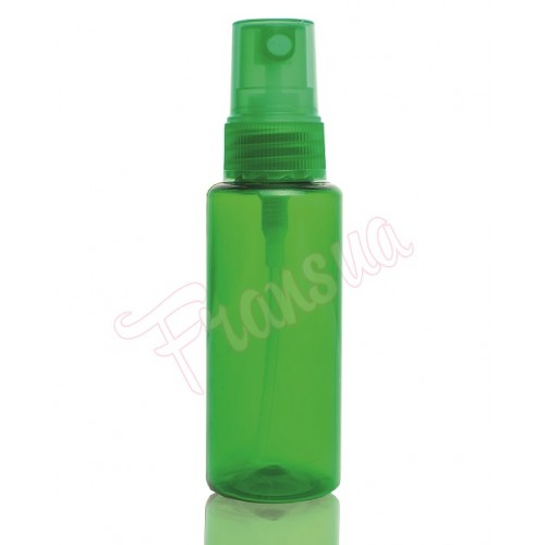 Флакон пластиковый Пекин 35 мл зеленый