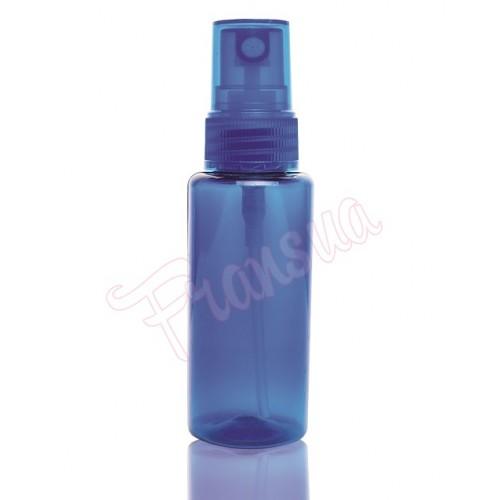 Флакон пластиковый Пекин 35 мл синий